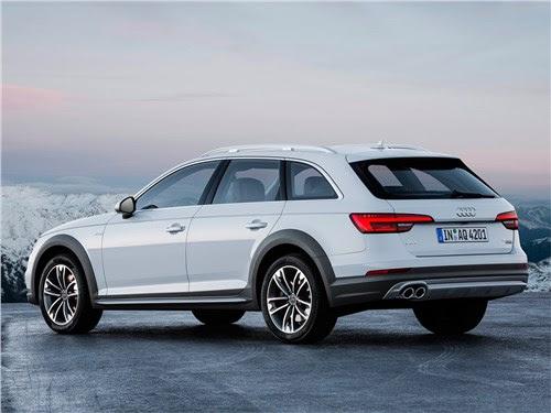 Audi A 4 Allroad
