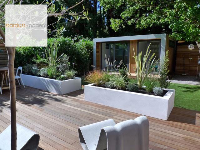 Contemporary Modern Landscape Design Ideas for Small Urban Gardens ...