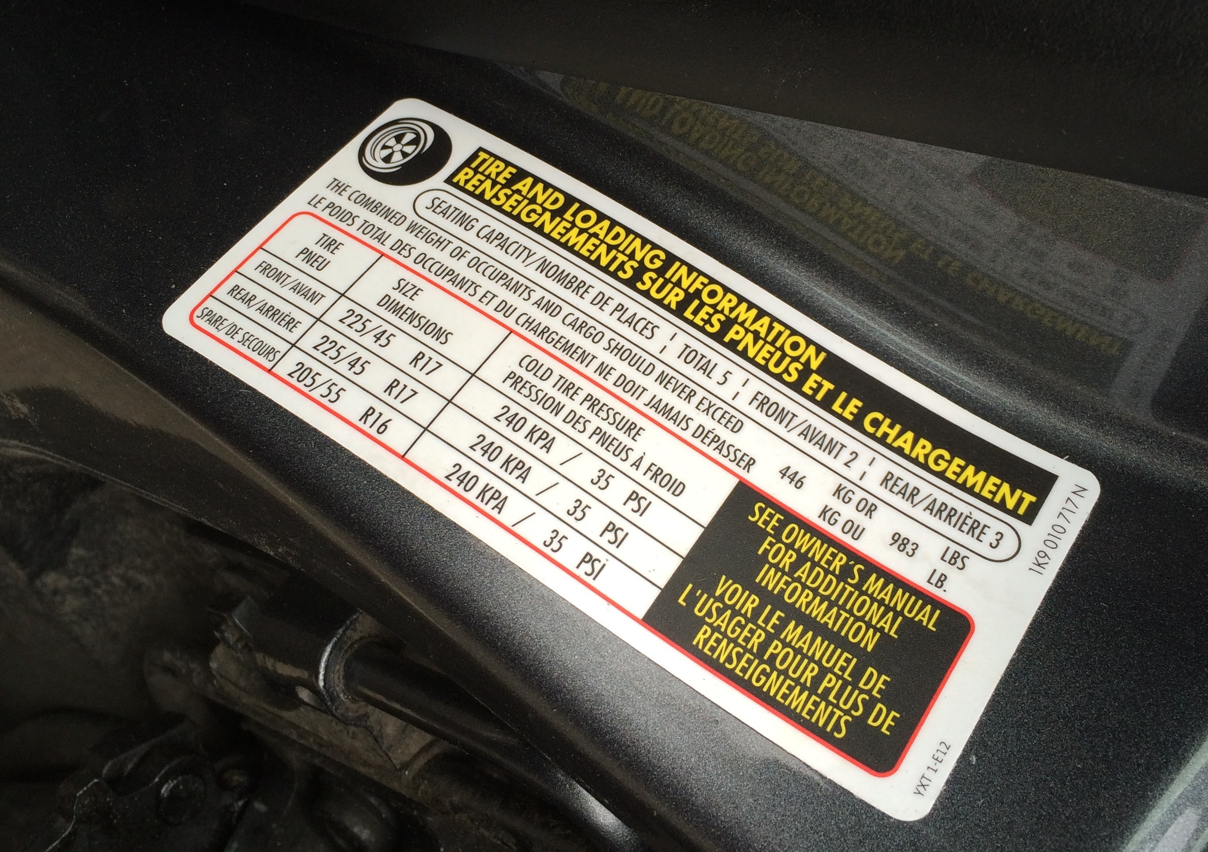 How To Check Tire Pressure 5 Step Guide Kal Tire