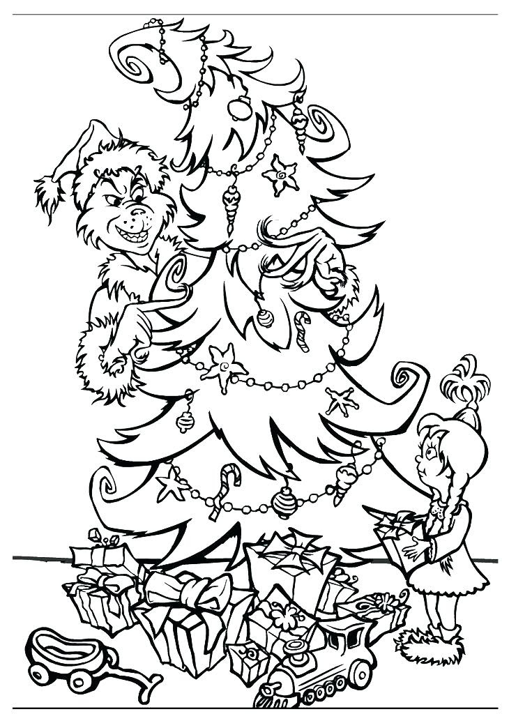 Christmas Town Coloring Pages at GetColorings.com | Free ...