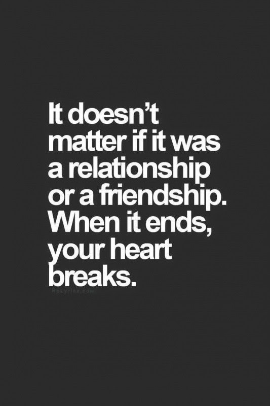 Broken Friendship Quotes Sayings Broken Friendship Picture Quotes