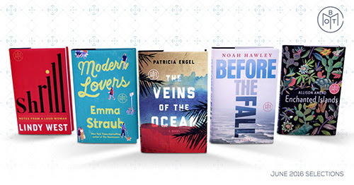 See All the June Book Selections at Book of the Month