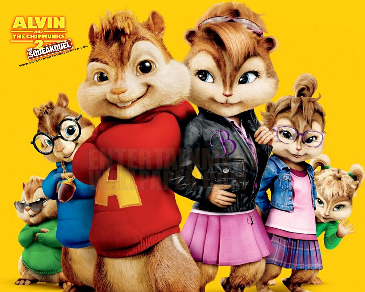 The Chipmunks Alvin And The Chipmunks Wallpaper 22170709 Fanpop