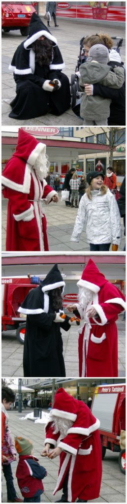 Collage Samichlaus