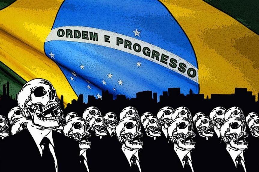 O que o risco Brasil