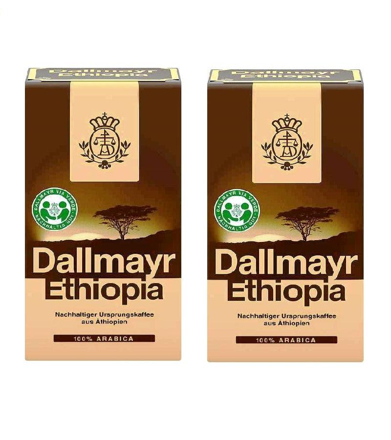 2xpacks Dallmayr Ethiopia Ground Arabica Highland Coffee 1 Kg Eurodeal Shop
