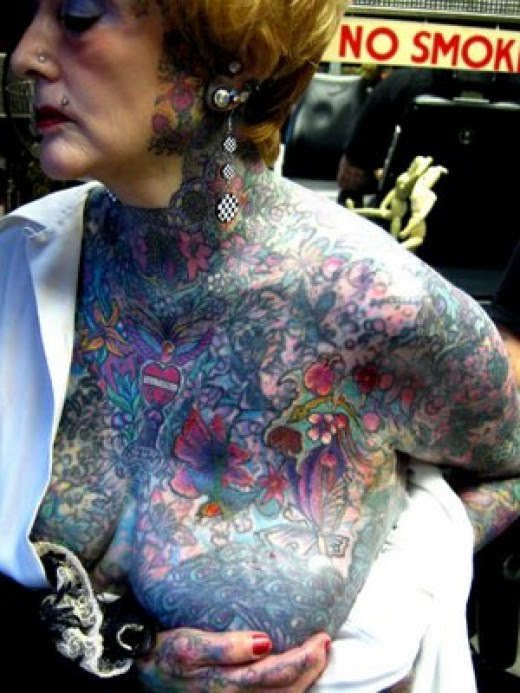 Texas Pros And Cons Of Tattoos