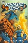 Fantastic Four By Jonathan Hickman Volume 1