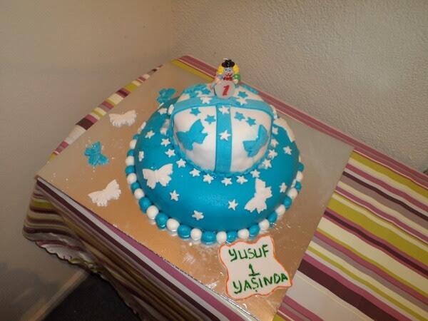Yusufun Doğum Günü Pastası Tarifi