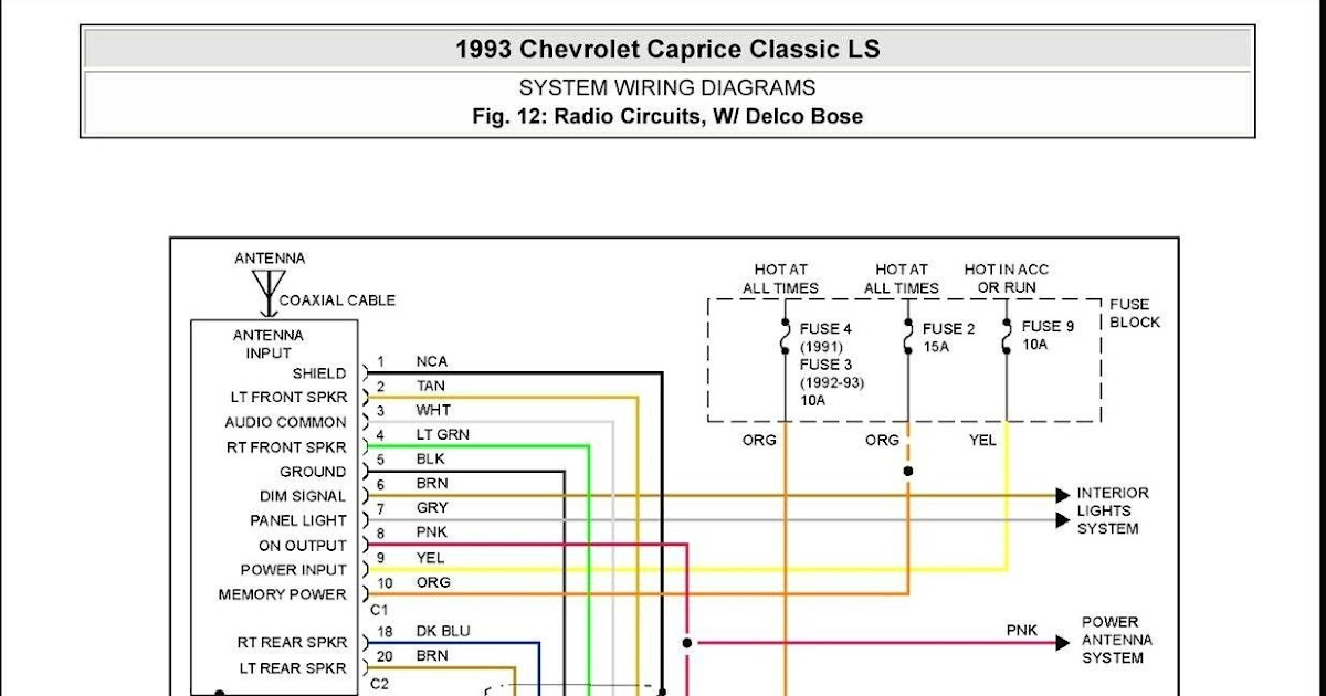 Jbl Wiring Diagram