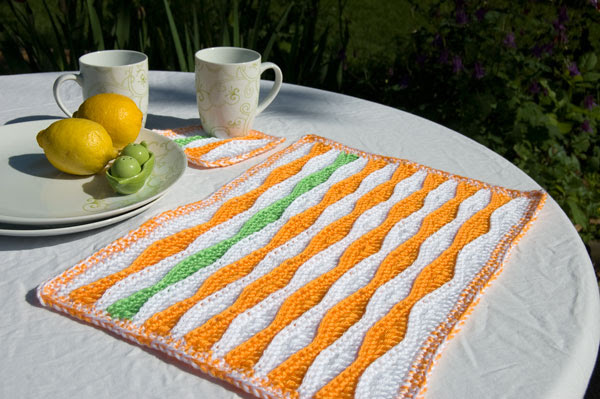 Summer Waves Free Crochet Pattern
