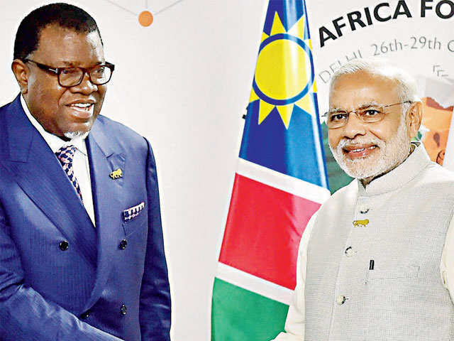 Image result for India-Namibia Joint Trade