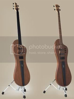Barker Vertical Bass