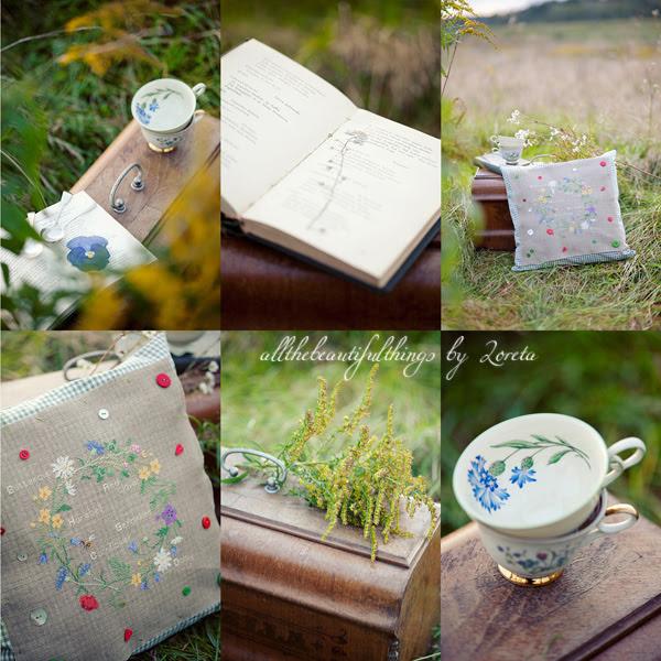 Swedish Wildflowers (Kazuko Aoki)
