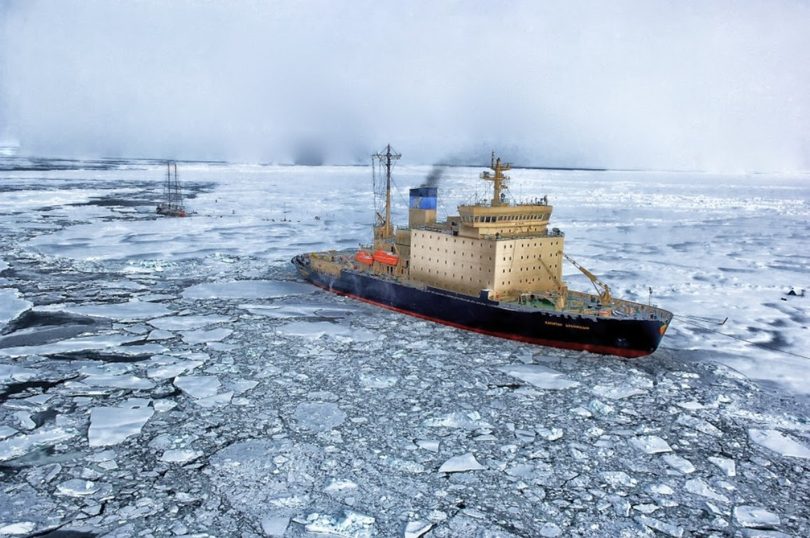 opportunities in the arctic: contrary to popular belief