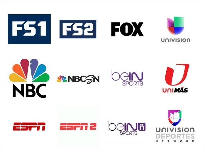 Sling Tv Now Offers Soccer Fans Nbcsn Fs1 Fs2 Espn Espn2 Bein Sports And Univision World Soccer Talk