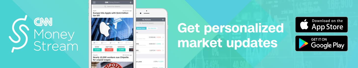 CNNMoney Investing App