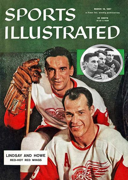 Lindsay and Howe SI cover 1957