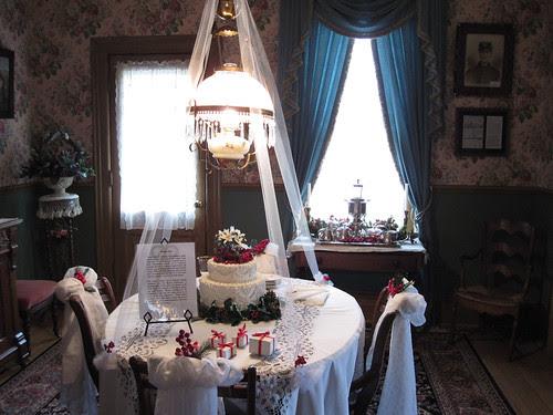 Eastlake Victorian A Victorian Christmas Wedding