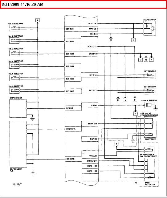 Need wiring diagram for an 03 honda accord ex v6 4 door ...