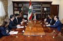 EU, U.S. affirm Lebanon support, diverging from Saudi
