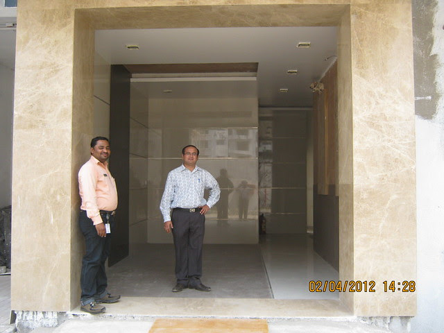 Sparklet - Megapolis Smart Homes 1, Hinjewadi Phase 3, Pune 411057 - entrance lobby of A 2