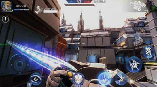 game overwatch cho android 6.0