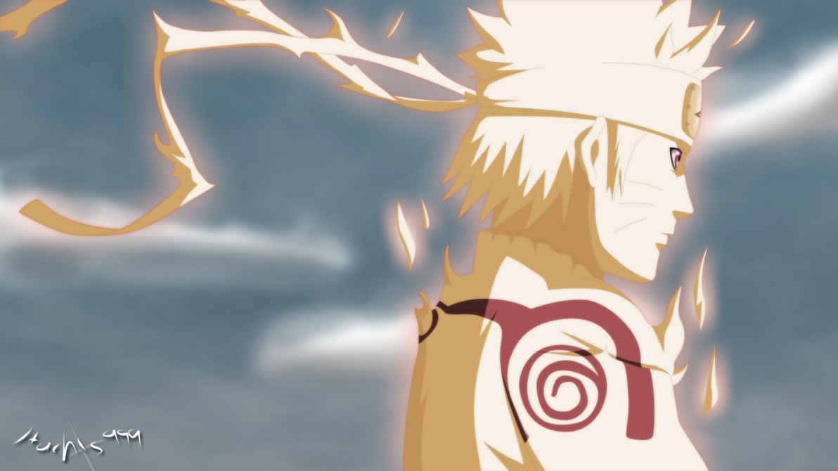 Naruto Uzumaki By Itachis999 On Deviantart
