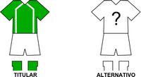 Uniforme Selección Ypacaraí de Fútbol