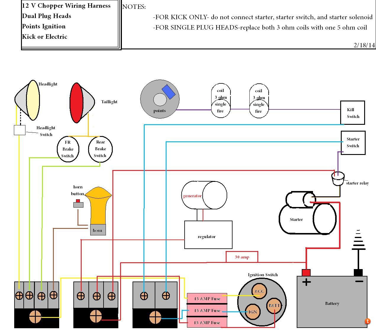 Diagram Wiring Diagram Shovelhead Bobber Full Version Hd Quality Shovelhead Bobber Diagramtyleru Operepieriunite It