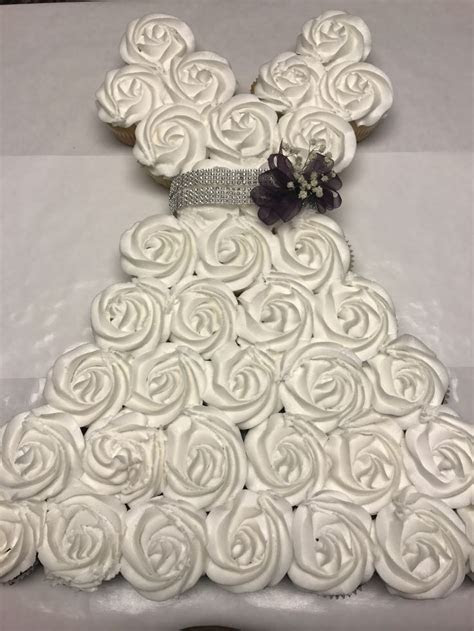 Wedding Dress Cupcakes   Bev's Bakin' Cakes! in 2019