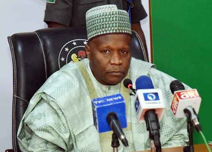 Gombe State Governor Inuwa Yahaya