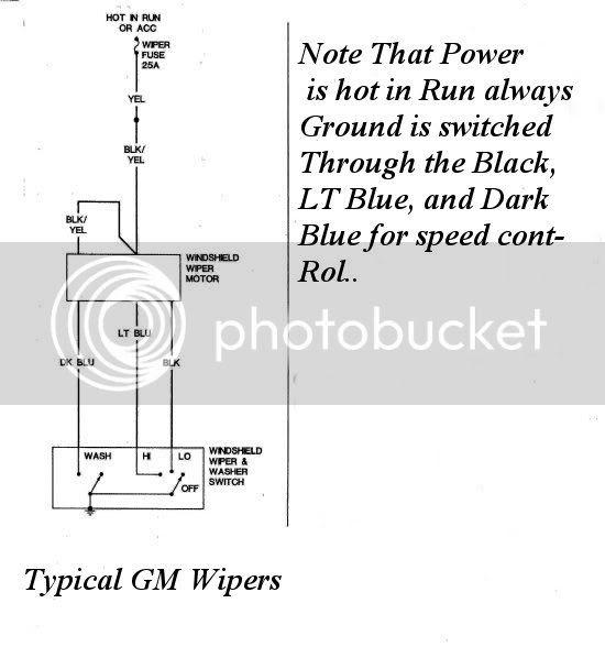 65 Chevelle Wiring Diagram