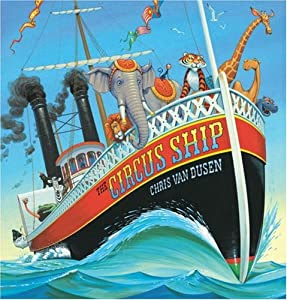 """Cover of """"The Circus Ship"""""""