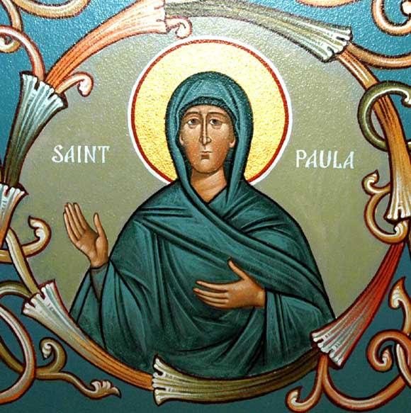 IMG ST. PAULA, Martyr