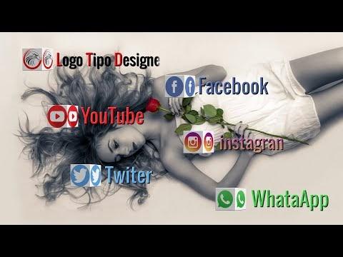 Lower Third #04 Editavel Grátis Tutorial Logo Tipo Designer Free Use