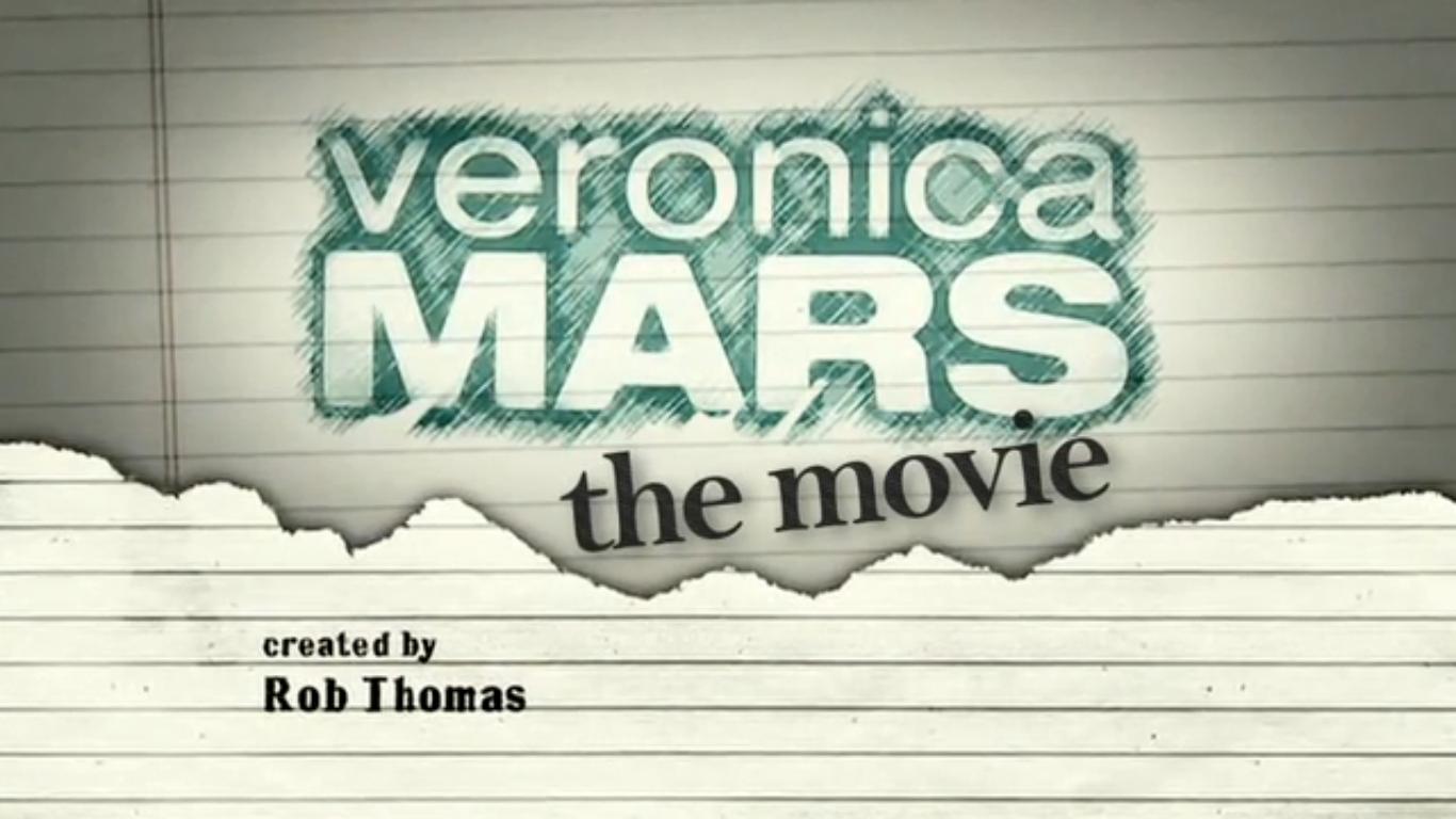 Première image officielle pour Veronica Mars le film