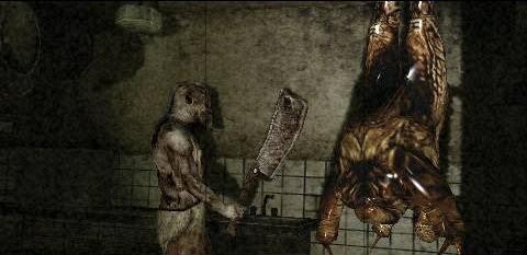 Resultado de imagem para Butcher - Silent Hill: Origins