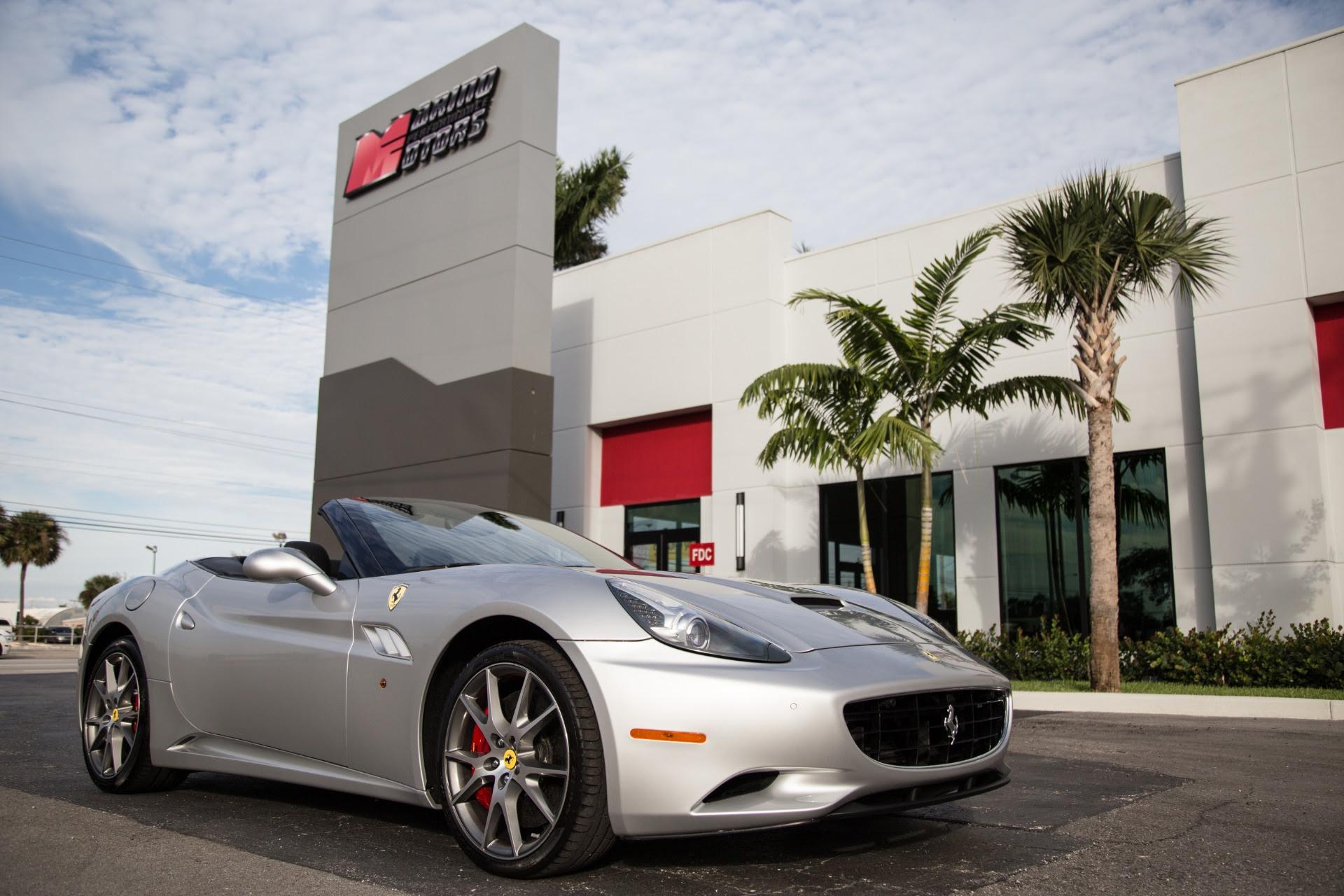 Used 2010 Ferrari California For Sale ($99,900) | Marino ...