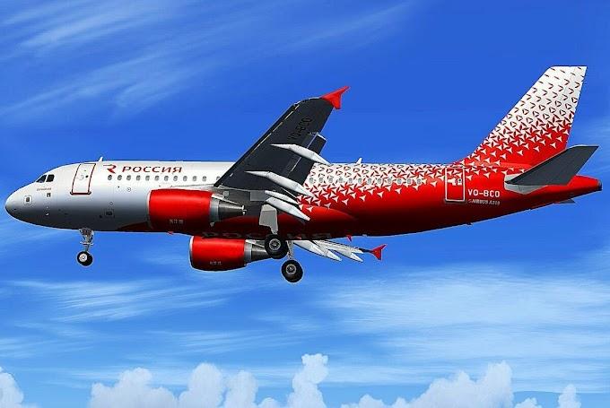 «Россия» с начала года выполнила 110 рейсов на самолетах Superjet 100