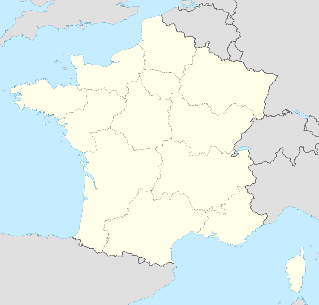 Filefrance Location Map Svg Wikimedia Commons