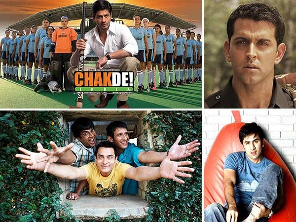 10 सबसे प्रेरणादायक बॉलीवुड फिल्मों की सूची - Top 10 most inspirational movies of Bollywood in Hindi