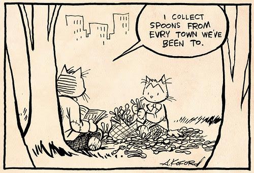 Laugh-Out-Loud Cats #1928 by Ape Lad