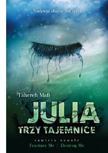 Okładka książki Julia. Trzy tajemnice