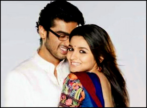 2 States New Poster Bollywood News