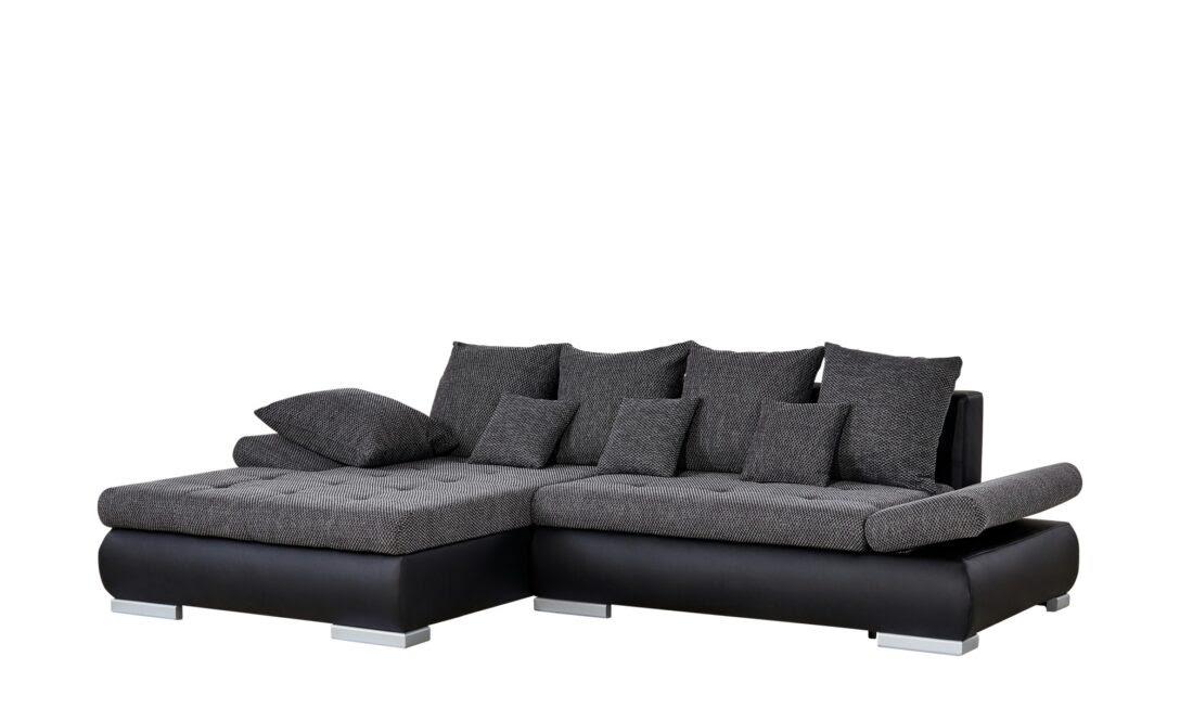 Stoff Couch Grau Reinigen Chesterfield Sofa Meliert Big ...