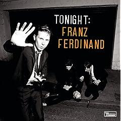 Tonight Franz Ferdinand album cover