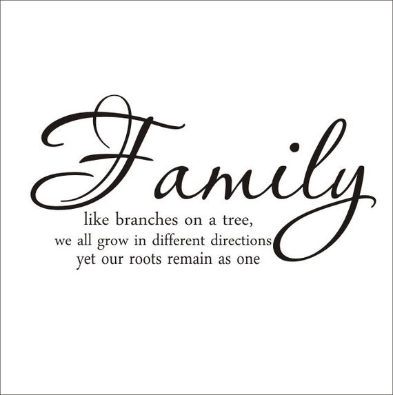 Family Far Away Quotes