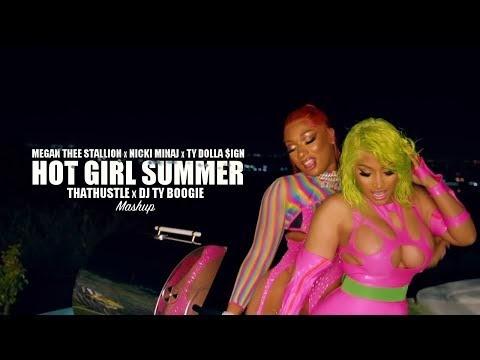 Megan Thee Stallion x Ty Dolla Sign x Nicki Minaj x Mystikal - Hot Girl Summer (Shake Ya Ass)