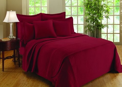 Bedspread Royal Heritage Home Williamsburg William And Mary Matelasse Queen Bedspread Cranberry